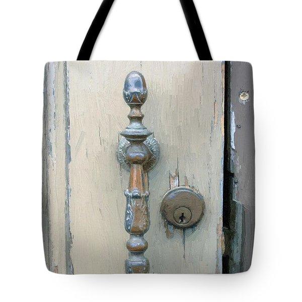 Elegant Still Tote Bag