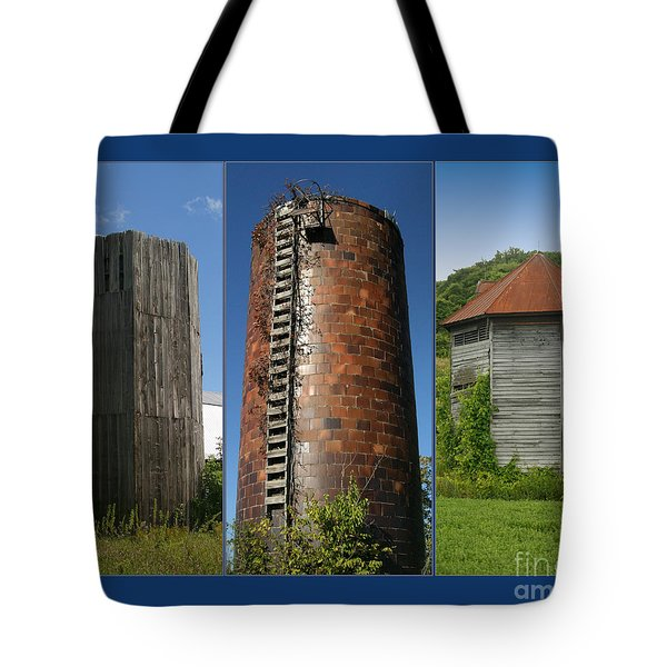 Elegy To Family Farms Tote Bag