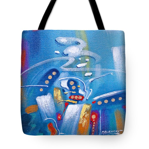 Elemental Fusion Tote Bag