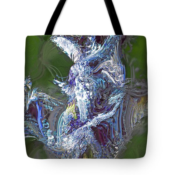 Tote Bag featuring the photograph Elemental by Richard Thomas