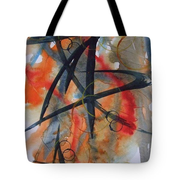 Elements Of Design Tote Bag