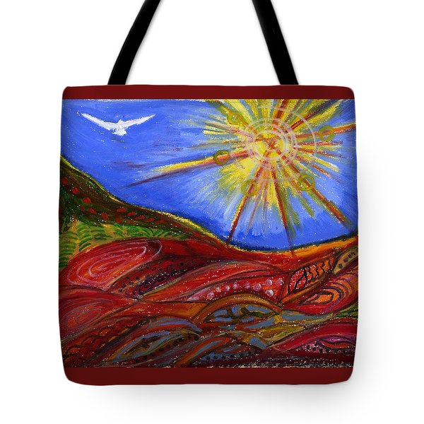 Elements Of Earth Tote Bag