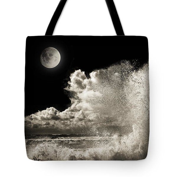 Elements Of Power Tote Bag