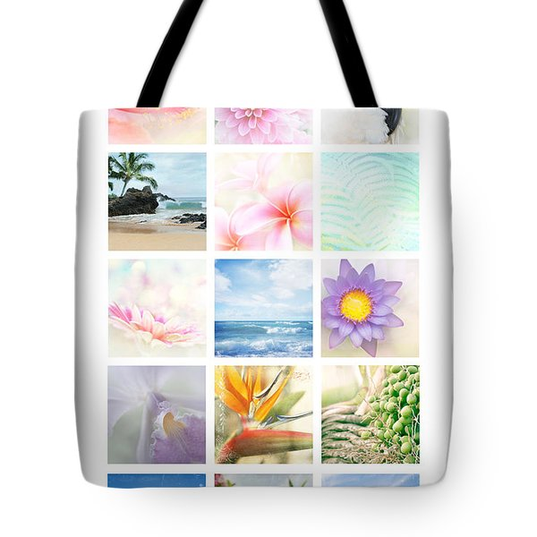 Elements Tote Bag by Sharon Mau