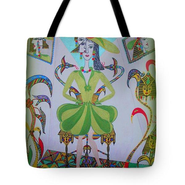Eleonore Friend Princess Melisa Tote Bag