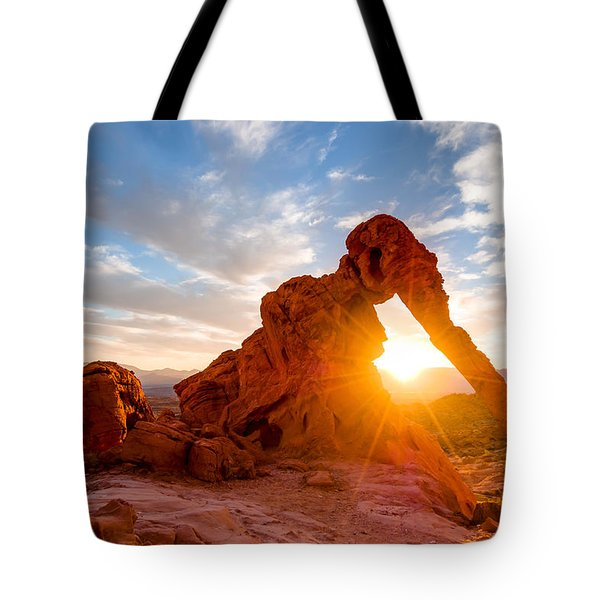 Elephant Rock Tote Bag