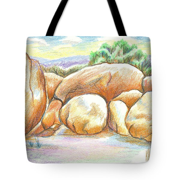 Elephant Rocks State Park II  No C103 Tote Bag