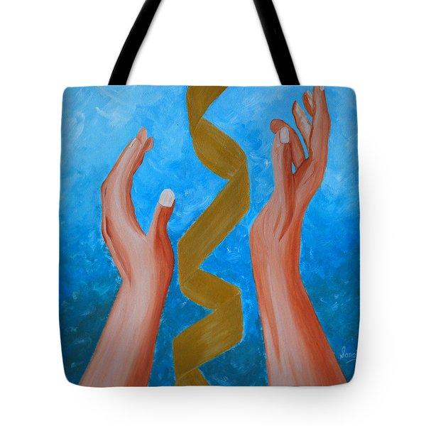Elevate Tote Bag