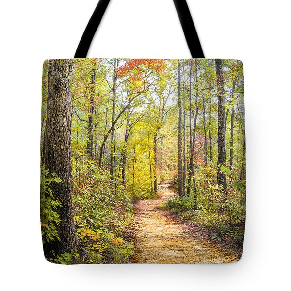 Elfin Forest Tote Bag by Debra and Dave Vanderlaan