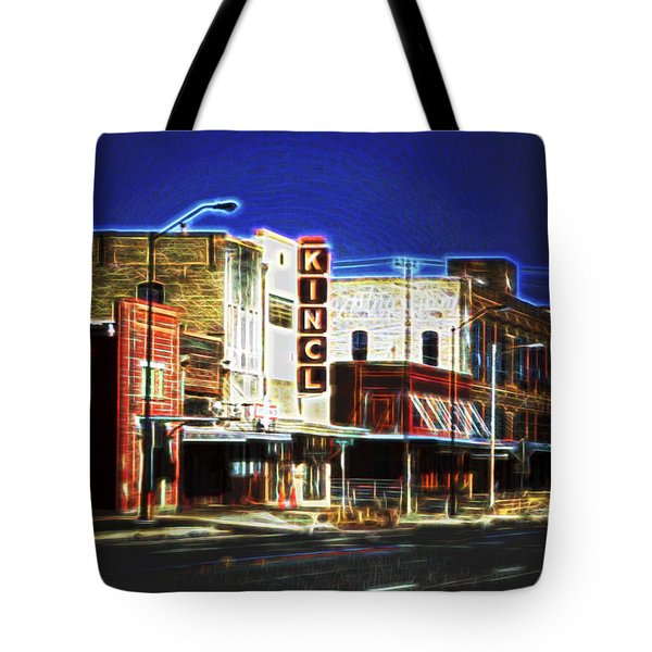 Elgin Old Town Street Tote Bag