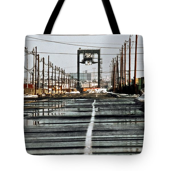 Elizabeth Nj Tote Bag