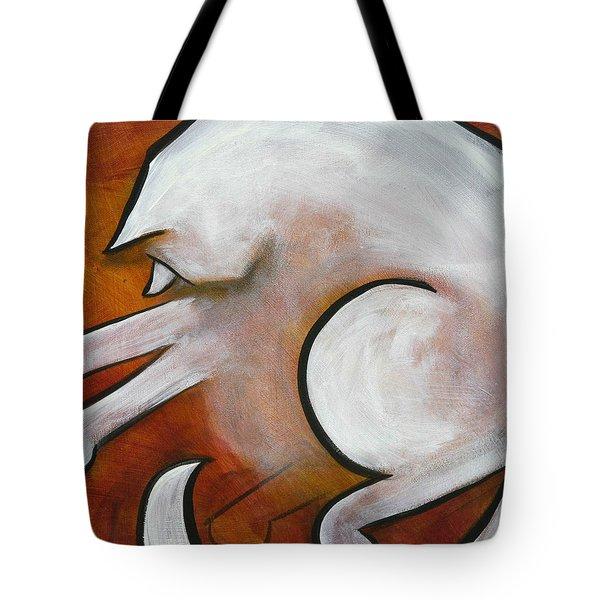 Eliot Quaxco Tote Bag