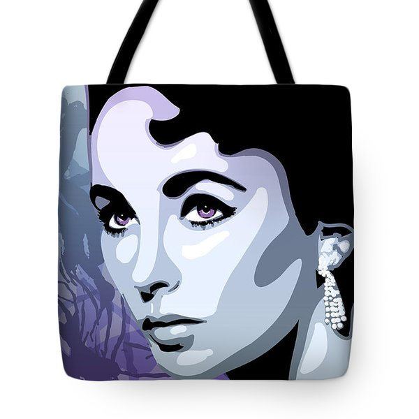 Elizabeth Tote Bag by Matt Lindley