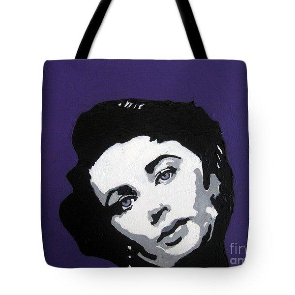 Elizabeth Taylor Tote Bag by Venus