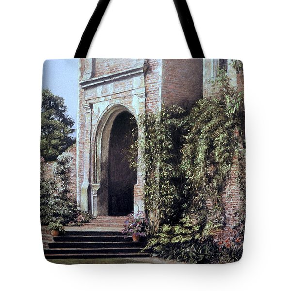 Elizabethan Tower Tote Bag