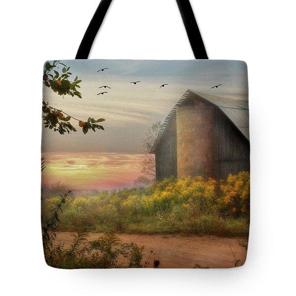 Elk County Tote Bag by Lori Deiter