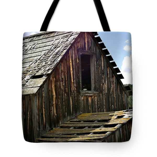 Elkhorn Remnant 1 Tote Bag by Kae Cheatham