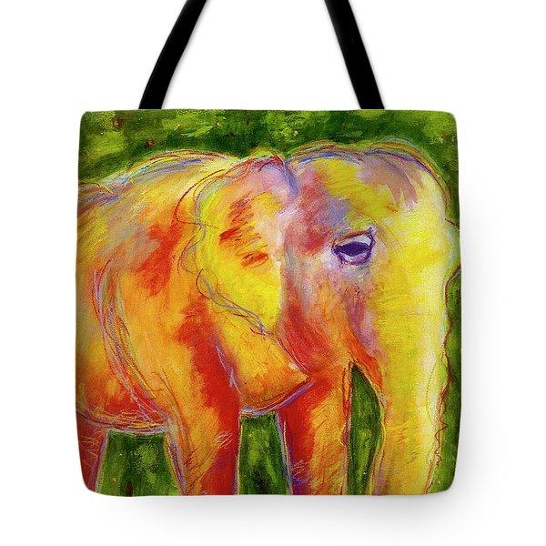 Elle Tote Bag by Beth Saffer