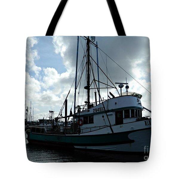 Ellie J Tote Bag