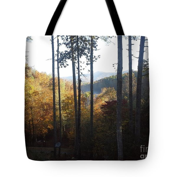 Ellijay Color Tote Bag by Jan Dappen