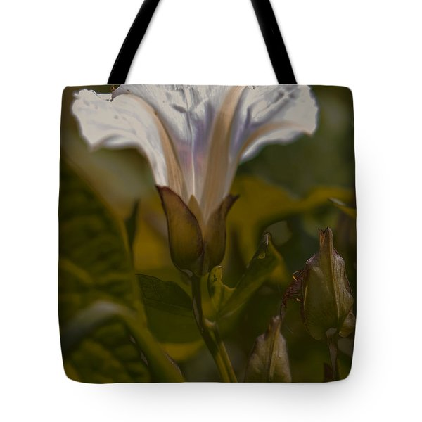 Tote Bag featuring the photograph Elsewhere by Leif Sohlman