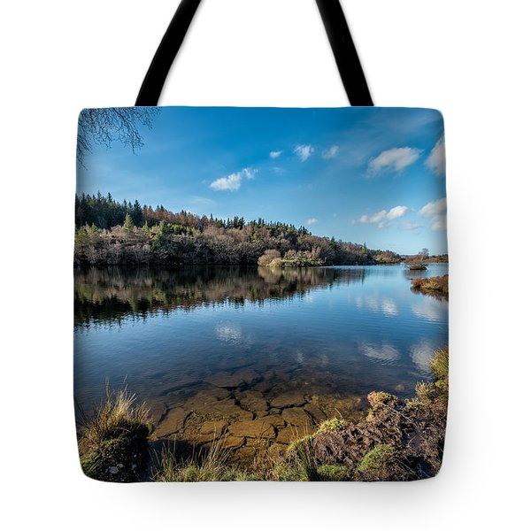 Elsi Reservoir Tote Bag by Adrian Evans
