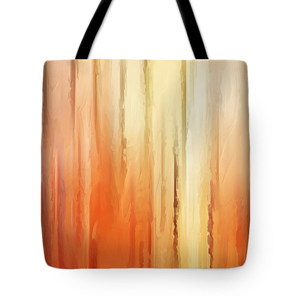 Elusive View Tote Bag by Lourry Legarde