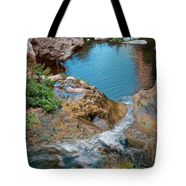 Elves Chasm Tote Bag