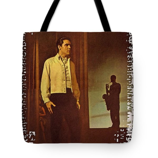 Elvis Aaron Presley Tote Bag by Movie Poster Prints