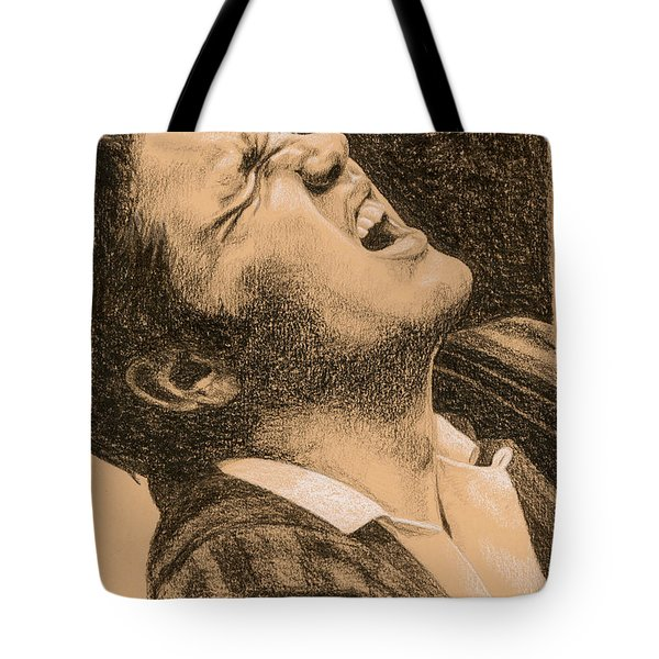 Elvis Studio '56 Tote Bag