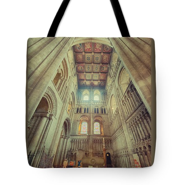 Ely Cathedral Tote Bag