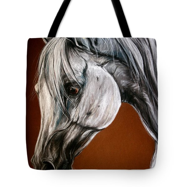 Emanda Tote Bag by Angel  Tarantella