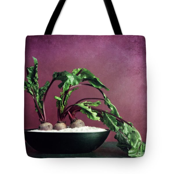 Embedded Tote Bag by Priska Wettstein
