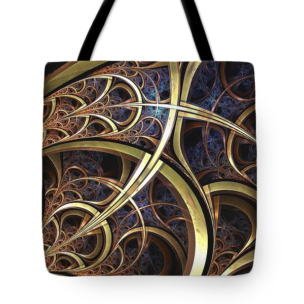 Embellishments Tote Bag