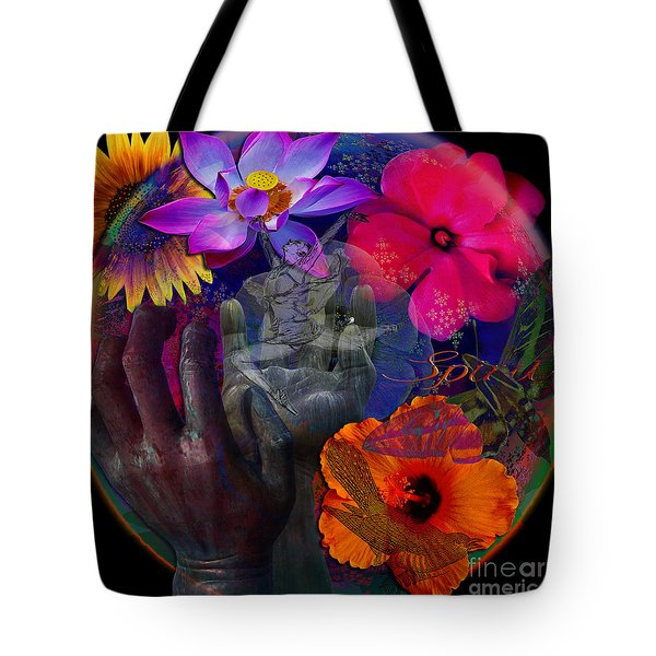 Solar Sunrise Tote Bag