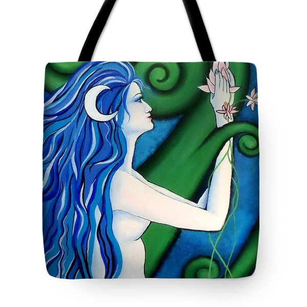 Embracing Beginnings Tote Bag