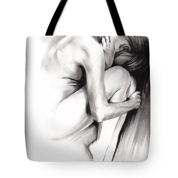 Embryonic IIi Tote Bag by Paul Davenport
