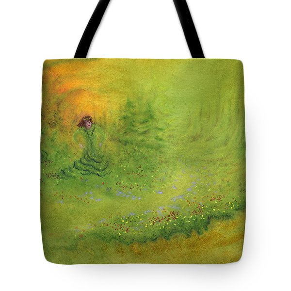 Emerence Tote Bag by Mark Minier