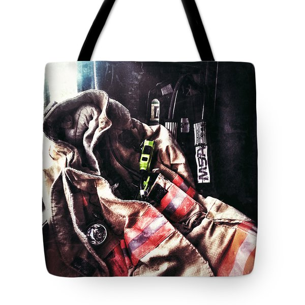 Emergency Standby Tote Bag