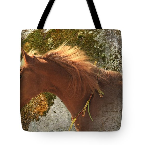 Emerging Free Tote Bag by Michelle Twohig