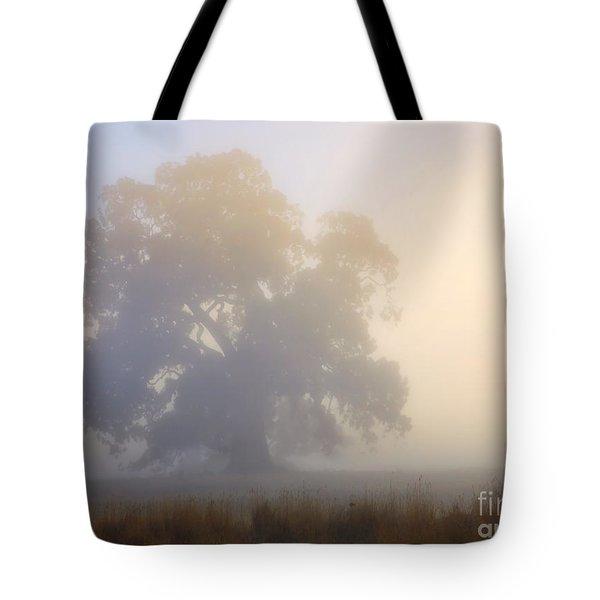 Emerging Tote Bag by Mike  Dawson