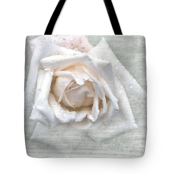 Tote Bag featuring the photograph Emerging by Terri Harper
