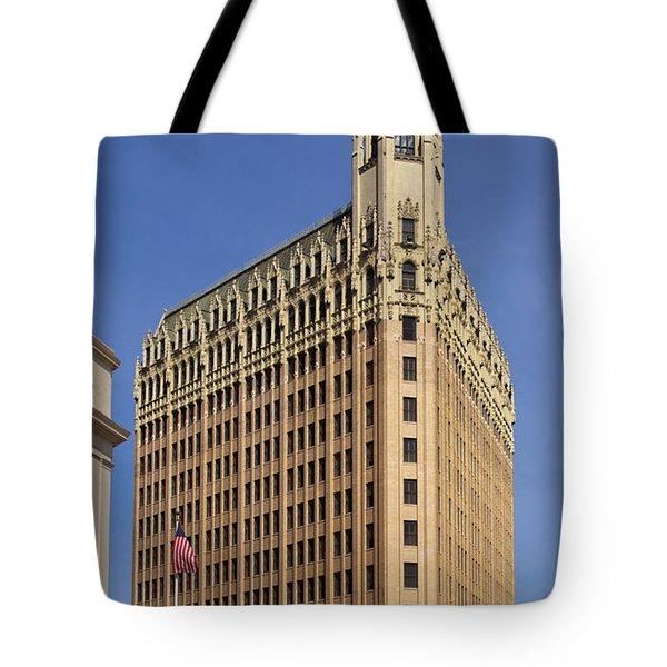 Emily Morgan Hotel Tote Bag