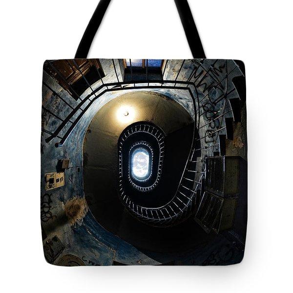 Emily's World Tote Bag by Jaroslaw Blaminsky
