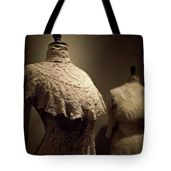 Emma's Boudoir Tote Bag