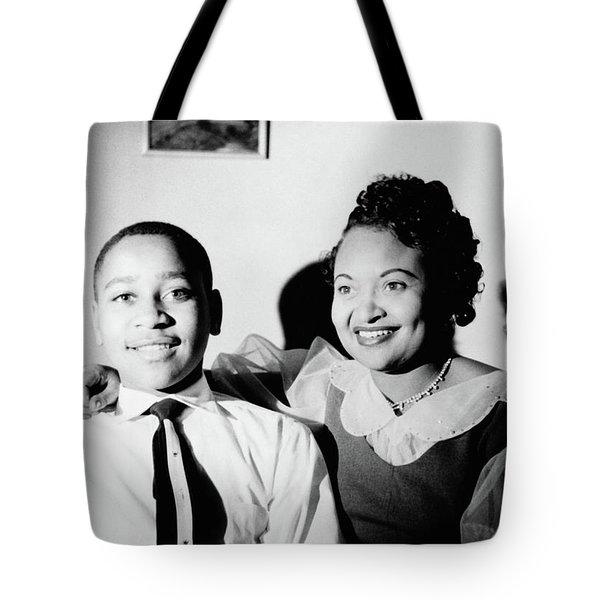 Emmett Till (1941-1955) Tote Bag