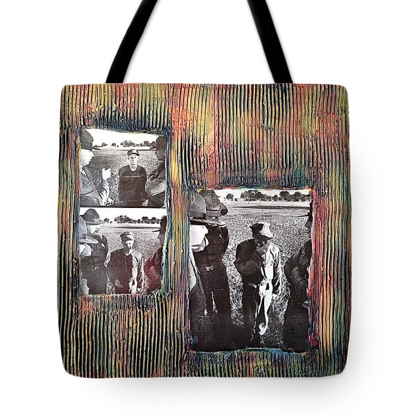 Emotional Breakdown By Alfredo Garcia Tote Bag