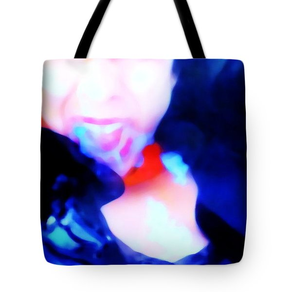 Emotional Wipe Out Tote Bag by Jessica Shelton