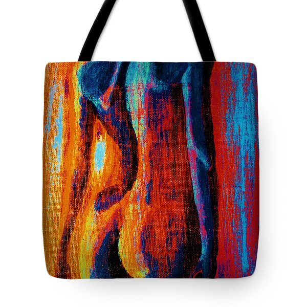 Emotive Tote Bag by Michael Cross