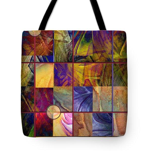 Emotive Tapestry Tote Bag
